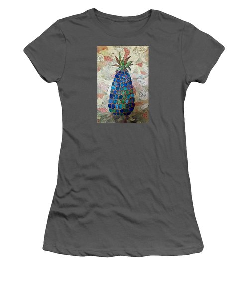 Pretend Pineapple Women's T-Shirt (Athletic Fit)