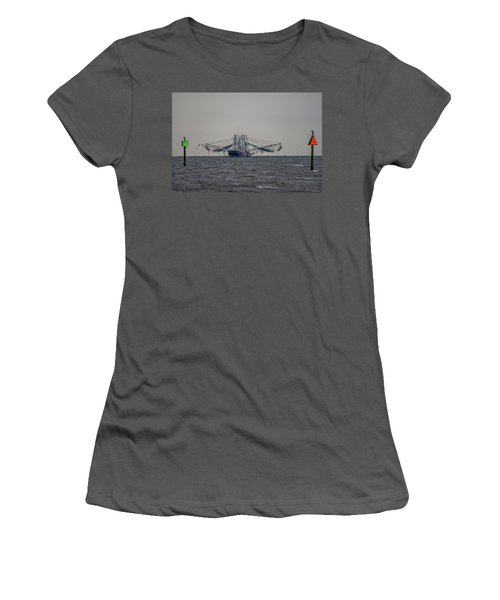Women's T-Shirt (Junior Cut) featuring the photograph Princess Jasmine II by Paul Freidlund