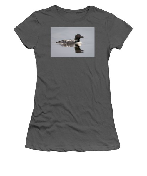 Protecting The Nest... Women's T-Shirt (Athletic Fit)