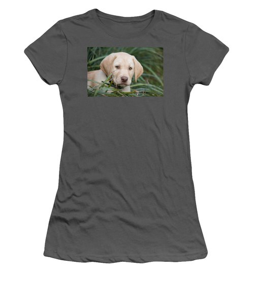 Puppy Love Women's T-Shirt (Athletic Fit)