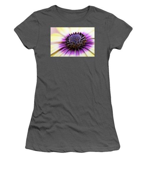 Purple Passion Women's T-Shirt (Junior Cut) by Deborah Scannell