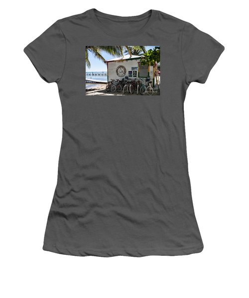 Women's T-Shirt (Junior Cut) featuring the photograph Raggamuffin by Lawrence Burry