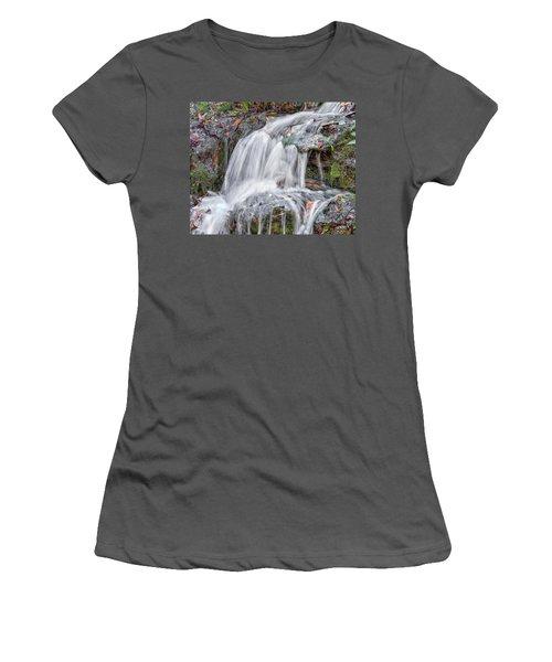 Rain Out Women's T-Shirt (Athletic Fit)