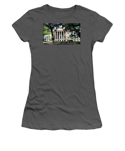 Randolph Hall Women's T-Shirt (Athletic Fit)