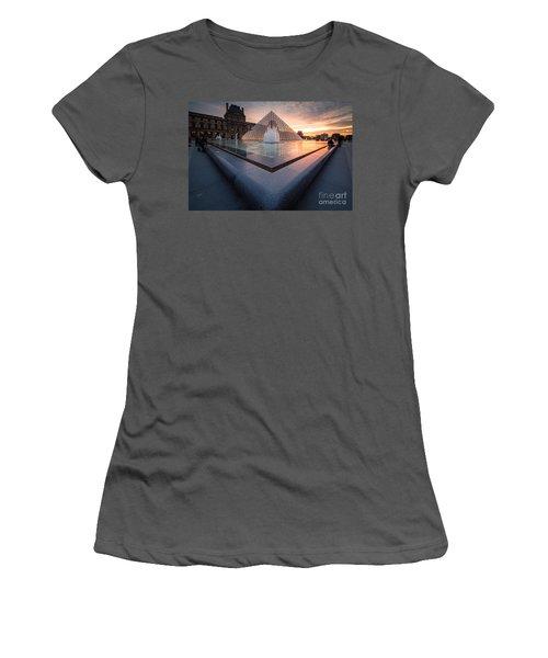 Rapture Women's T-Shirt (Junior Cut) by Giuseppe Torre