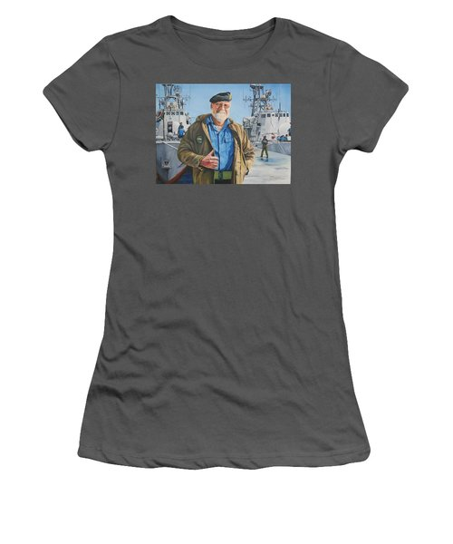 Ras Women's T-Shirt (Junior Cut) by Tim Johnson