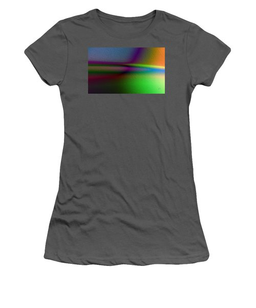 Rayos Tranquilos Women's T-Shirt (Athletic Fit)