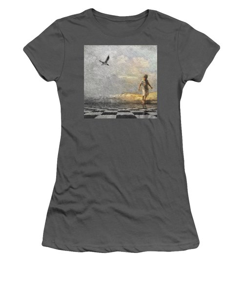Ready To Play Women's T-Shirt (Athletic Fit)