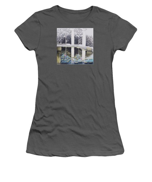 Reflections Of Days Of Future Past Women's T-Shirt (Athletic Fit)
