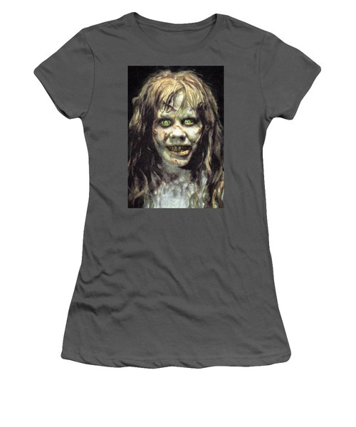 Regan Macneil Women's T-Shirt (Athletic Fit)
