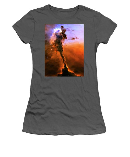 Release - Eagle Nebula 2 Women's T-Shirt (Athletic Fit)