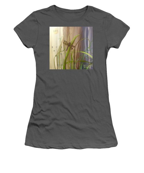 Restoration Of The Balance In Nature Women's T-Shirt (Athletic Fit)