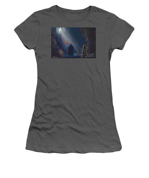 Reverend Hadley Jorgensen Women's T-Shirt (Athletic Fit)