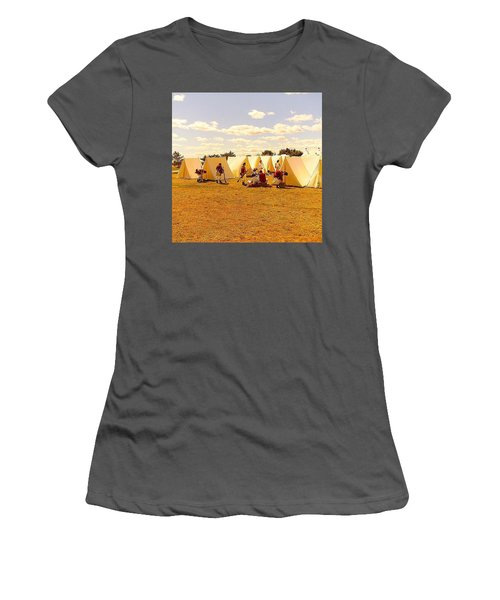 A Revolutionary Day  Women's T-Shirt (Athletic Fit)