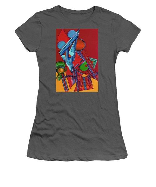 Rfb0301 Women's T-Shirt (Athletic Fit)