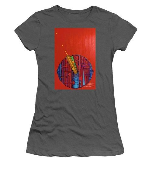 Rfb0302 Women's T-Shirt (Athletic Fit)