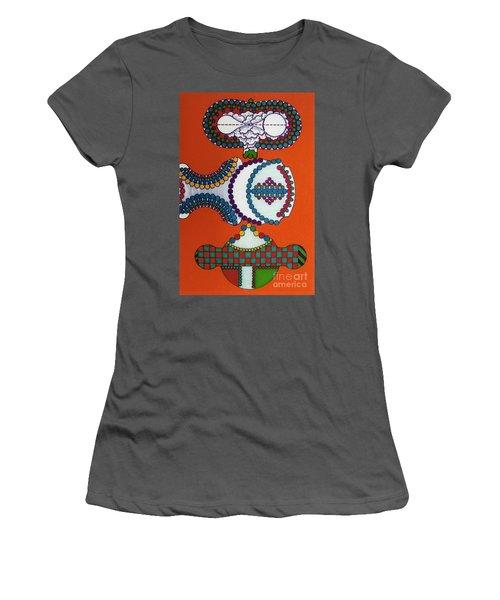 Rfb0402 Women's T-Shirt (Athletic Fit)