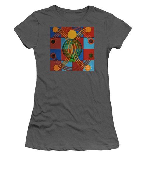 Rfb0705 Women's T-Shirt (Athletic Fit)
