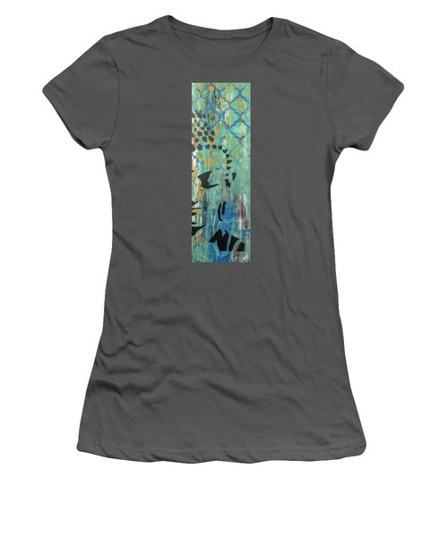 Right Side Of My Heart Women's T-Shirt (Athletic Fit)