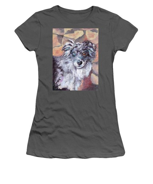 Riley Women's T-Shirt (Junior Cut) by Julie Maas