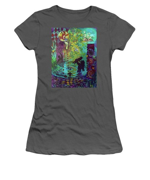 Rise Again Women's T-Shirt (Athletic Fit)