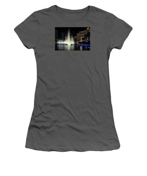 Rise Women's T-Shirt (Junior Cut) by Michael Rogers
