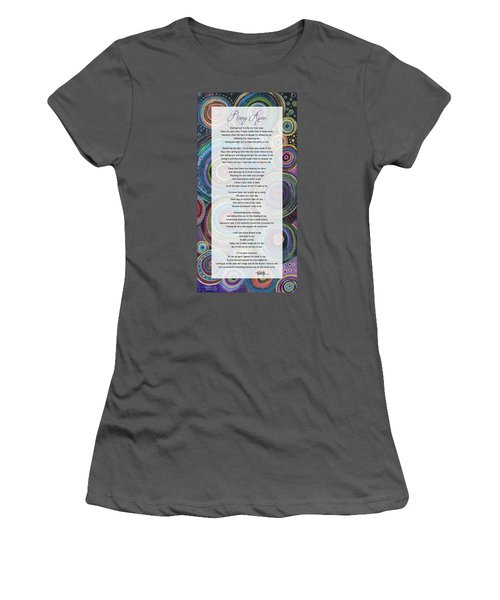 Rising Again Women's T-Shirt (Athletic Fit)