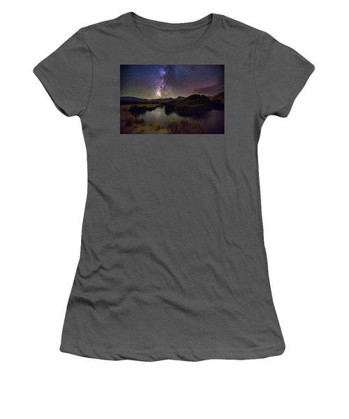 River Bend Women's T-Shirt (Athletic Fit)