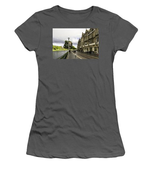 River Ness Women's T-Shirt (Athletic Fit)