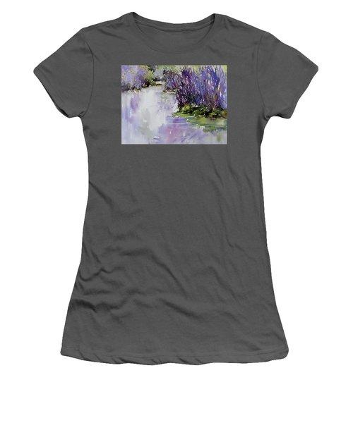 River Seduction Women's T-Shirt (Athletic Fit)