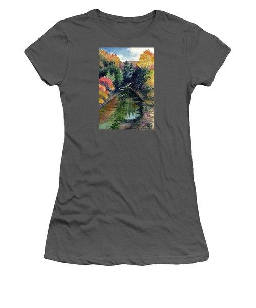 Ronceverte, Wv Women's T-Shirt (Athletic Fit)