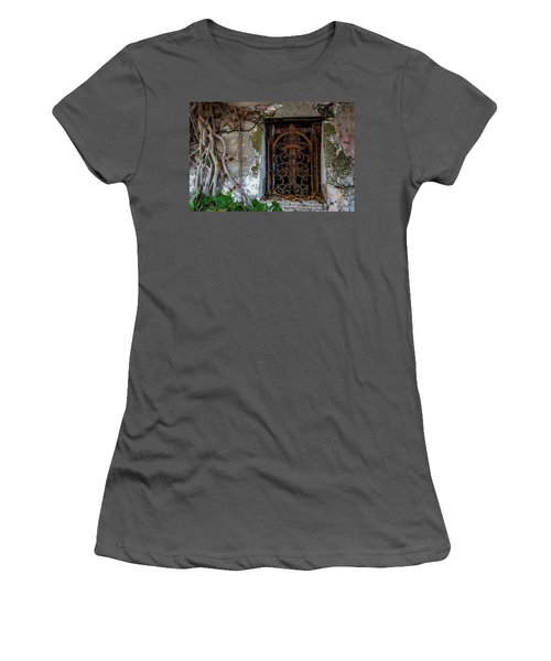 Roots And Rust Women's T-Shirt (Athletic Fit)