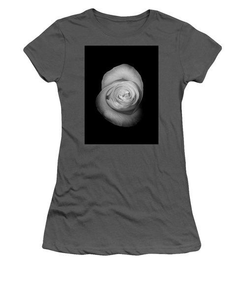 Rose From The Shadows Women's T-Shirt (Athletic Fit)