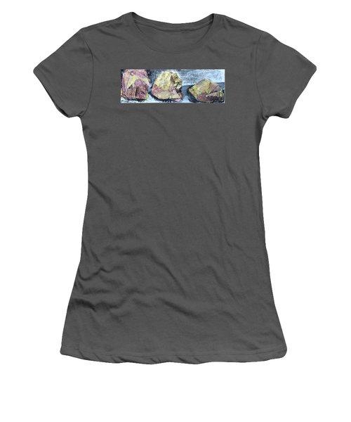 Roses For Grandma Women's T-Shirt (Athletic Fit)