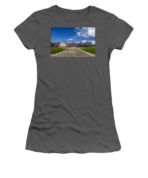 Royal Palace Of Aranjuez Women's T-Shirt (Athletic Fit)