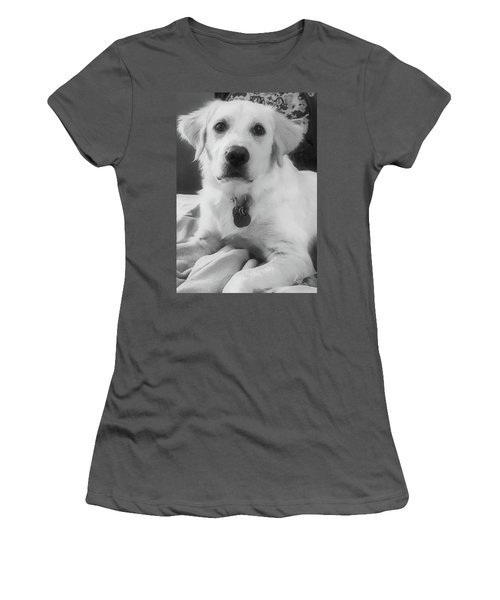Women's T-Shirt (Junior Cut) featuring the photograph Ruby by Bruce Carpenter