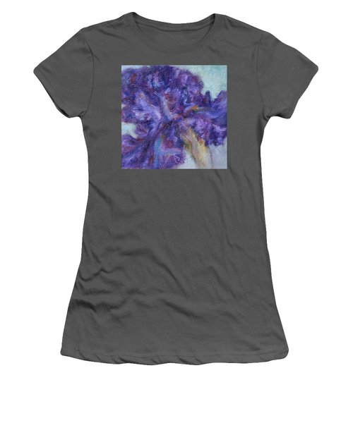 Ruffled Women's T-Shirt (Athletic Fit)
