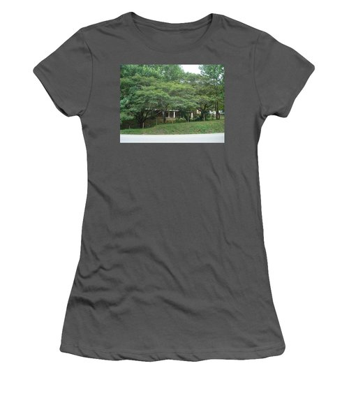 Rural Scenery 2 Women's T-Shirt (Athletic Fit)