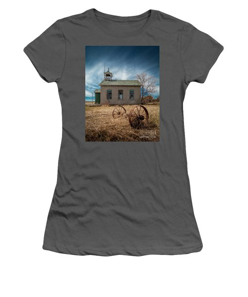 Rural School Women's T-Shirt (Athletic Fit)