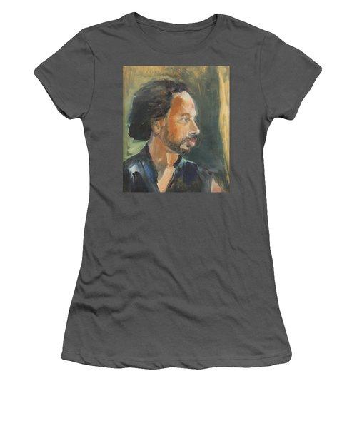 Russell Women's T-Shirt (Junior Cut) by Daun Soden-Greene