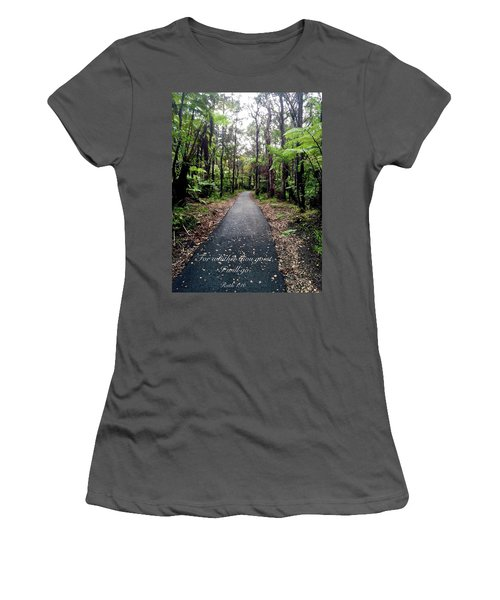 Ruth Women's T-Shirt (Athletic Fit)