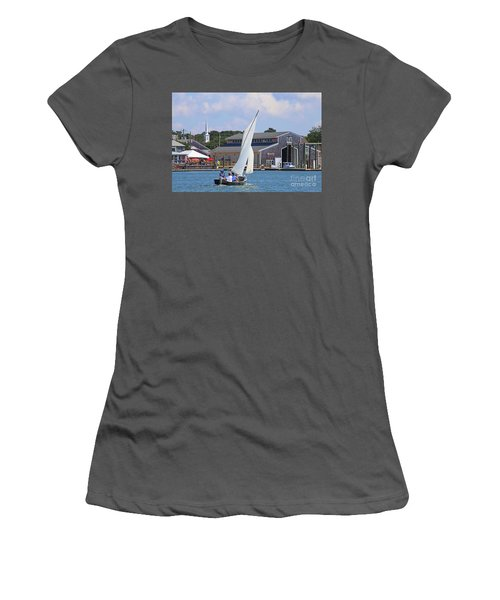 Sailing The Dorothy Women's T-Shirt (Athletic Fit)
