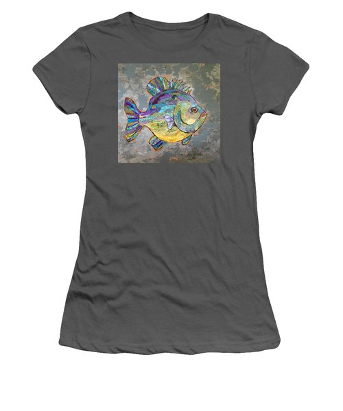 Sally Sunfish Women's T-Shirt (Athletic Fit)