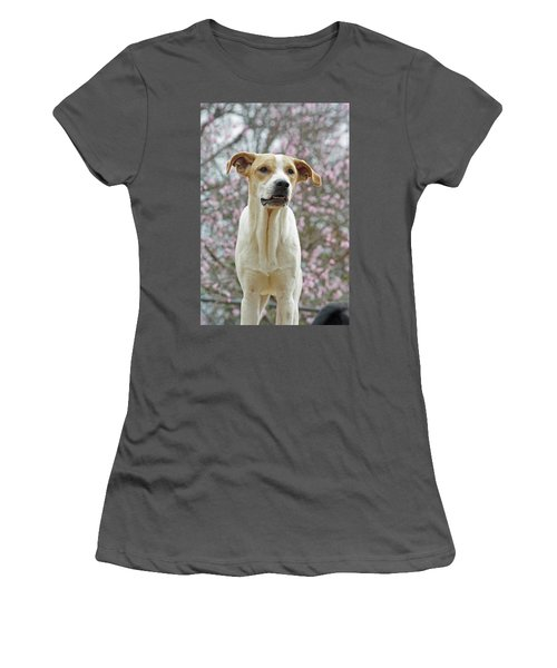 Sam In Spring Women's T-Shirt (Athletic Fit)