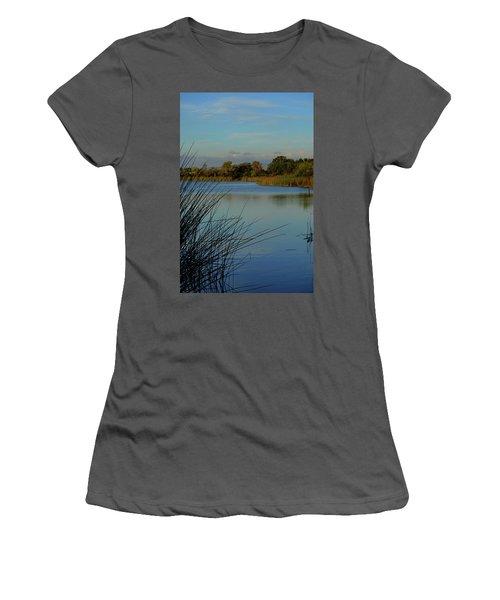 San Joaquin Wildlife Sanctuary Women's T-Shirt (Athletic Fit)