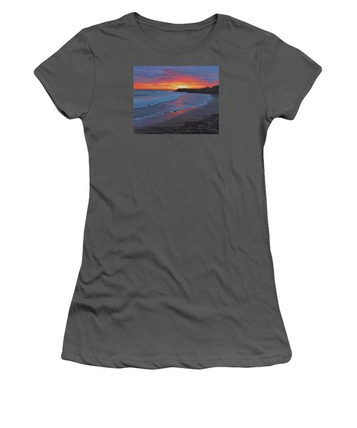 San Simeon Women's T-Shirt (Athletic Fit)
