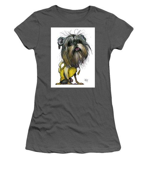 Sao The Banana Man Women's T-Shirt (Athletic Fit)