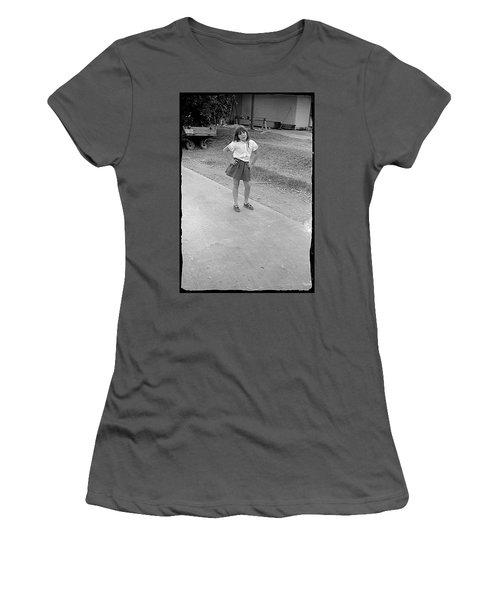 Sassy Girl, 1971 Women's T-Shirt (Athletic Fit)
