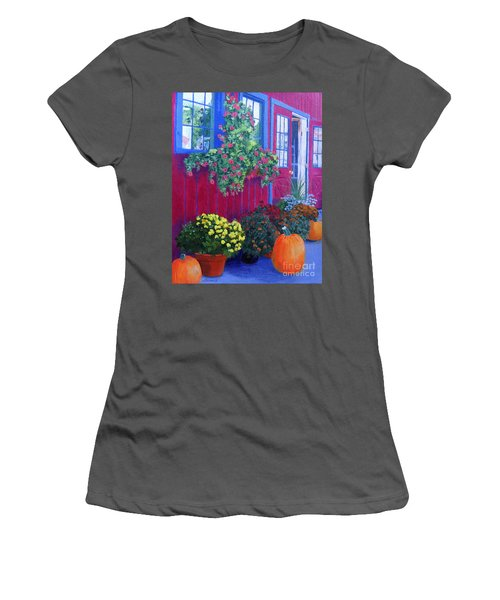 Savickis Market Women's T-Shirt (Athletic Fit)
