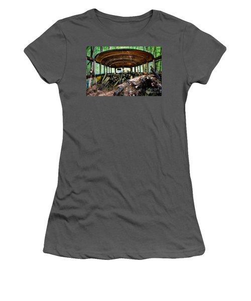 School Dayze Women's T-Shirt (Athletic Fit)